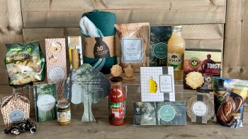 Duurzaam met gerecycled plaid - Kruger Geschenken