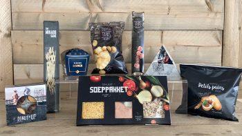 Gezellig pakketje - kerstpakket Kruger Geschenken