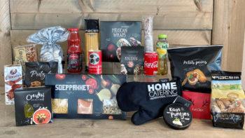 Goed gevuld met ovenwant - Kerstpakket Kruger Geschenken