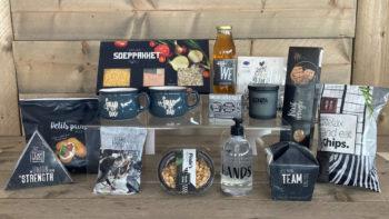 Soeppakket met lekkere aanvulling - Kerstpakket Kruger Geschenken
