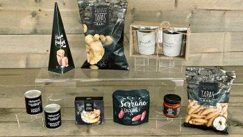 Tapaspakket met mokjes - Kerstpakket Kruger Geschenken