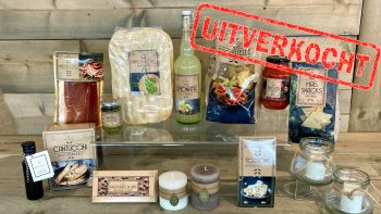 Uitverkocht Italian Twist Kerstpakket Kruger Geschenken