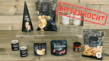 Uitverkocht Tapaspakket Met Mokjes Kerstpakket Kruger Geschenken