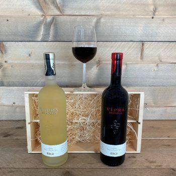 Bigi 2 Flessen Wijn Kruger Geschenken