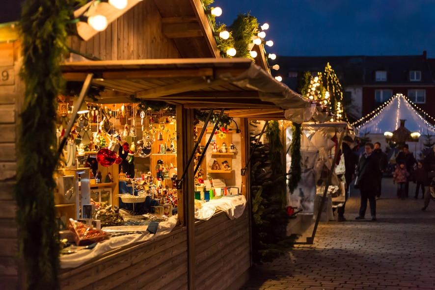 Kruger Geschenken Kerstmarkt